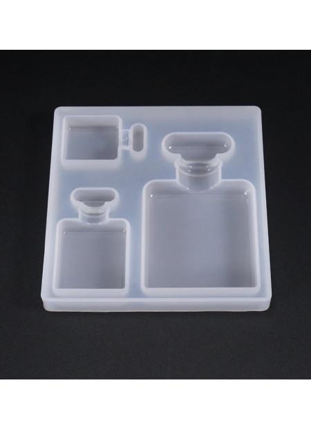 (Parfum)flesjes in 3 maten