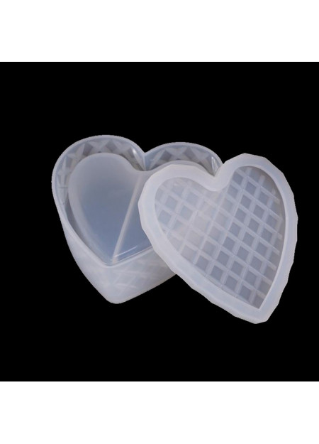 Hartvormig doosje