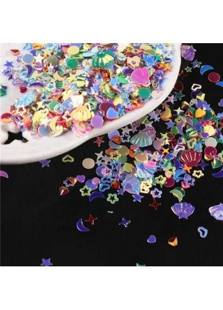 Pailletten-mix  pastel