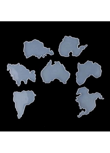 Werelddelen