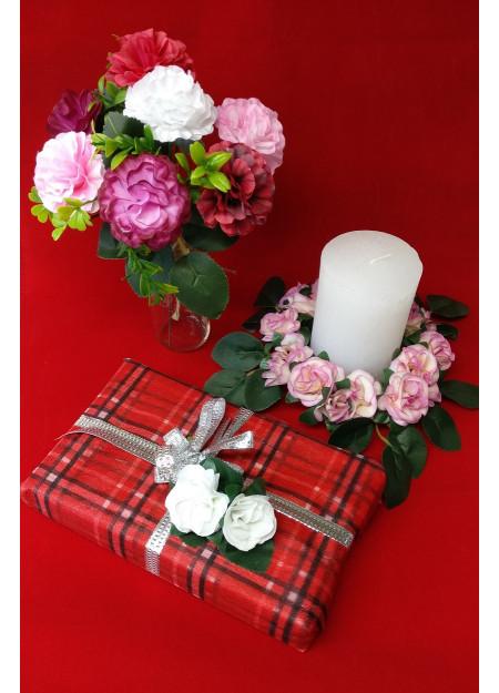 """Pakket """"Kunst(ige) bloemen"""" _ voobeelden"""