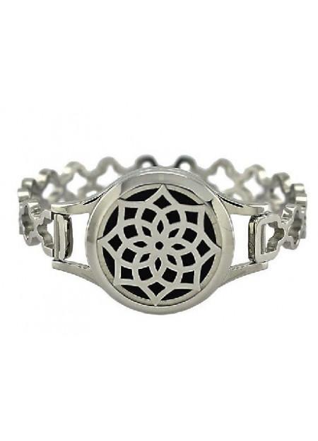 Diffuser medaillon armband