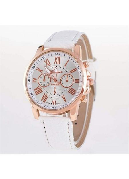 Roman unisex horloge wit