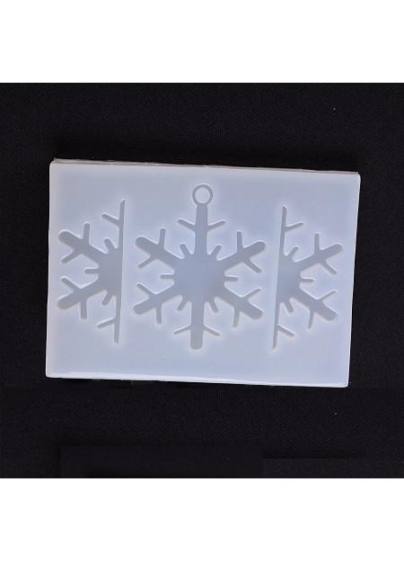 Sneeuwvlok 3d
